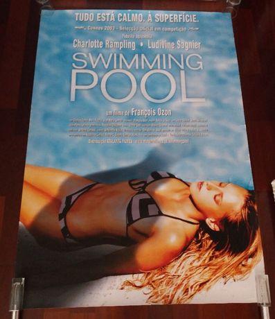 Poster Swimming Pool I La Piscine de François Ozon