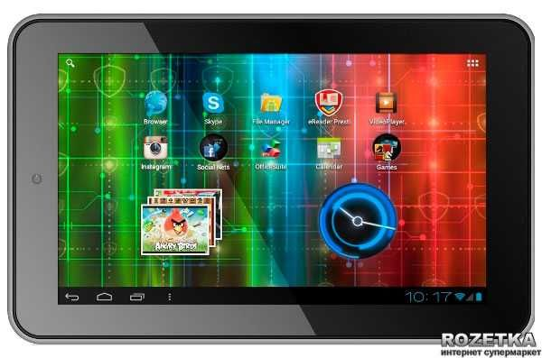 Планшет Prestigio multipad 7.0 HD