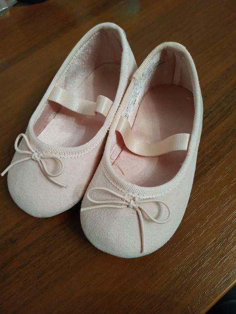 Туфельки на годик 500₽