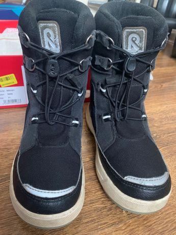 Продам ботинки зимние Reima Tec Laplander