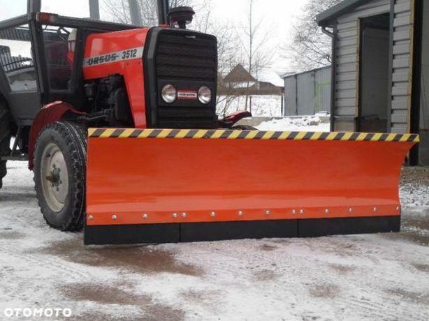 Pług śnieżny do śniegu do Ursus C-360 330 MF-255 235 transport