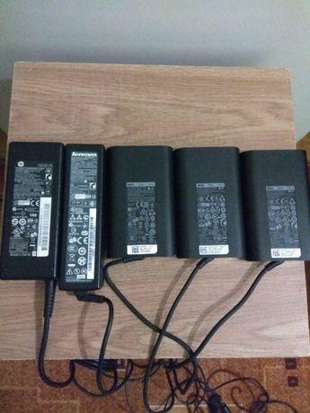 зарядное до ноутбука Dell. lenovo. hp. оригинал