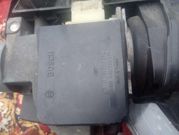 Розходомір BOSCH Audi a6 c4 2.5 103 kwt AEL корпус фільтра розходомер