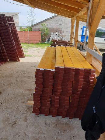 Rusztowanie elewacyjne tanio 350 m2 roboczego 8 tys