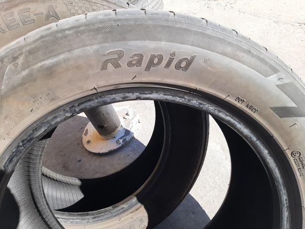 Шины летние Rapid 235/55 R17  2014г. пара