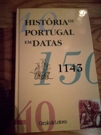 Enciclopédia da História de Portugal em datas