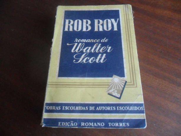 """""""Rob Roy"""" de Walter Scott"""