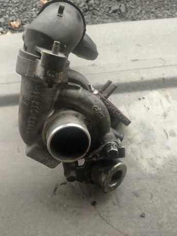 Turbina turbosprężarka 1.6 TDCi ford fusion fiesta