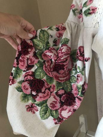 Вишиванка. Сорочка, блузка 3D.