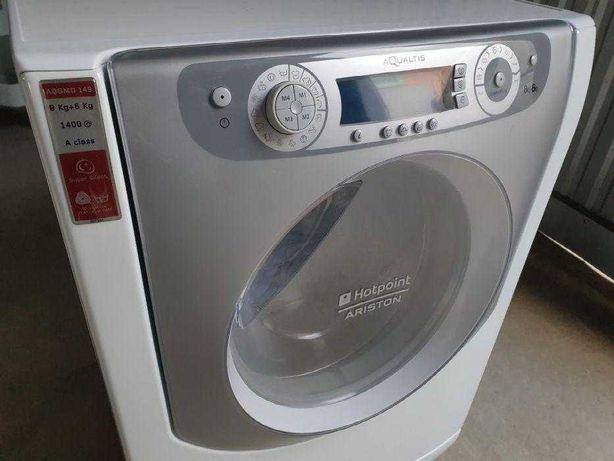 Máquina lavar roupa + secar roupa 8 kg 1400 rpm Hotpoint Ariston