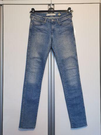 Spodnie damskie, jeansy, Wrangler, model Molly 27/34