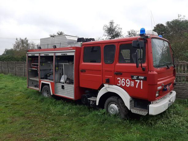 Renault Midliner s150 - samochód pożarniczy