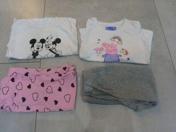 Piżamka, Piżamki, świnka Peppa, Myszka Minnie