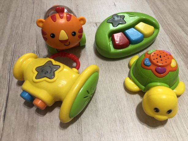 Музыкальные игрушки развивающие игрушки play gro fisher price