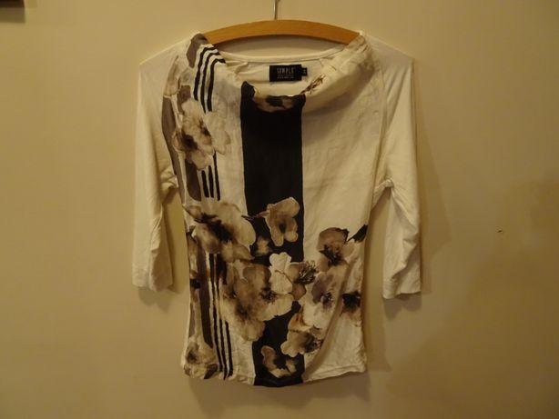 SIMPLE bluzka damska rozmiar XS rozmiar 34