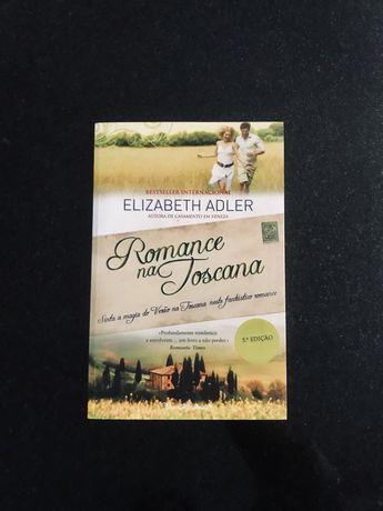 """Romance na Toscana"" • Elizabeth Adler"