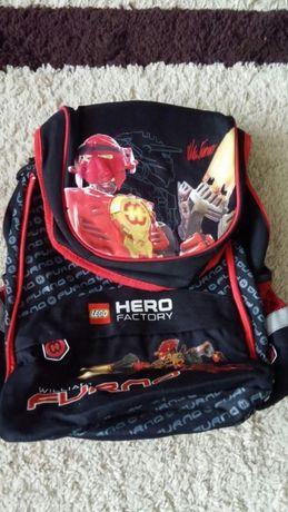 Orginalny plecak Lego Hero