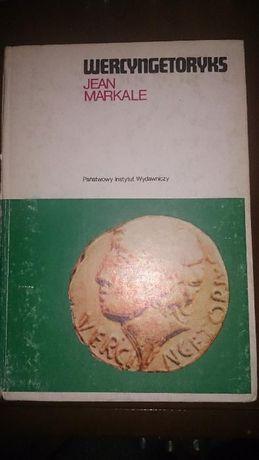 Wercyngetoryks Markale Jean Galia Galowie Rzym