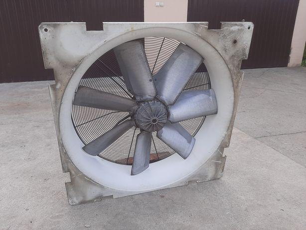 Wentylator przemysłowy 1,75 kW 700 obr 86 cm średnicy do obory kurnika