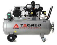 Kompresor olejowy, TAGRED TA307B 150L 400V 3 tłoki, separator