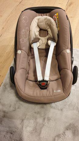 Fotelik samochodowy 0- 13 kg Maxi Cosi Pebble z wkładką niemowlęcą