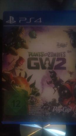 Plants vs Zombie GW2 PS4