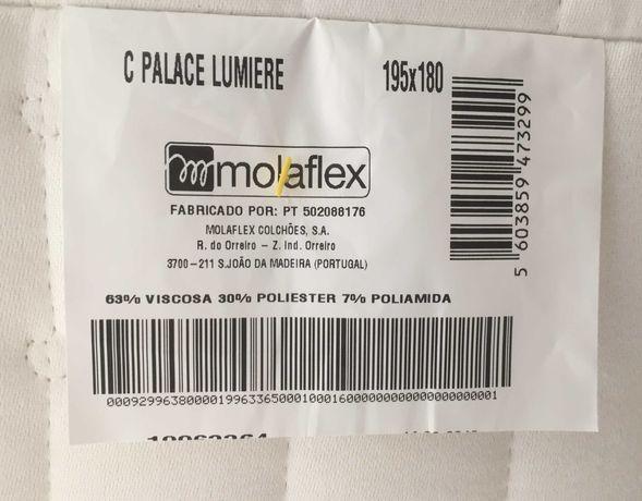 Colchão novo Molaflex - Palace Lumiére - 195*180