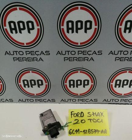 Medidor de massa ar Ford S-MAX tdci ref 6C11-12B579-AA .