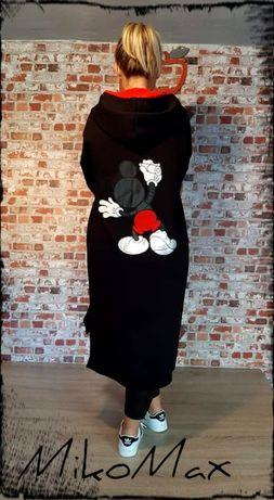 MikoMax długa mega ciepła bluza z Miki