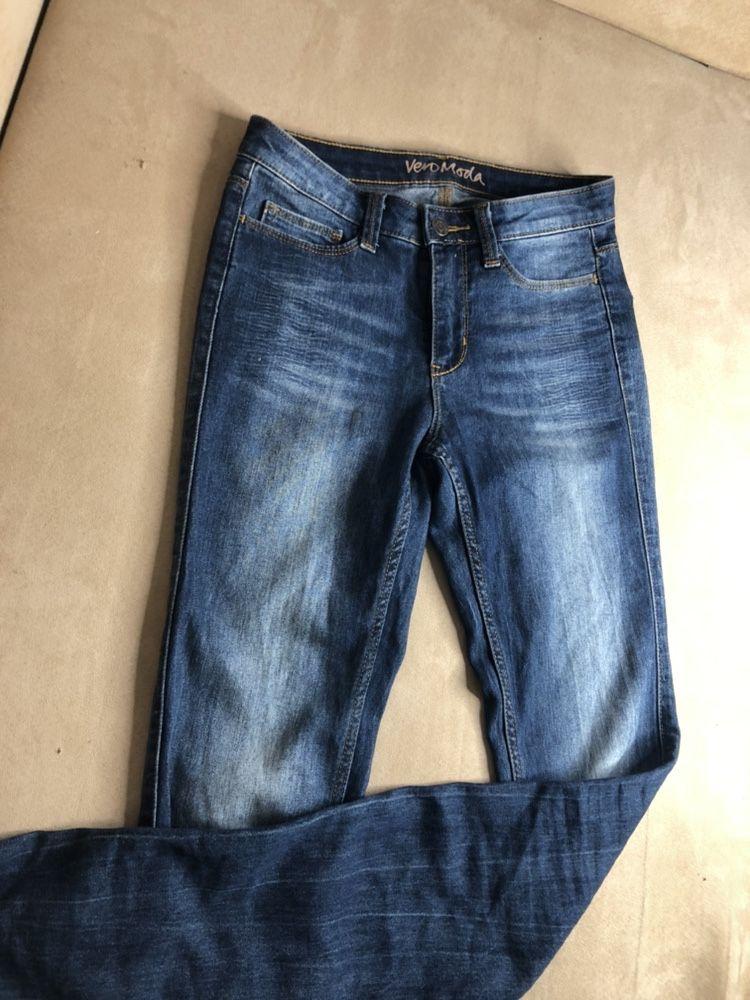 Джинси VERO MODA XS S джинсы штани штаны брюки
