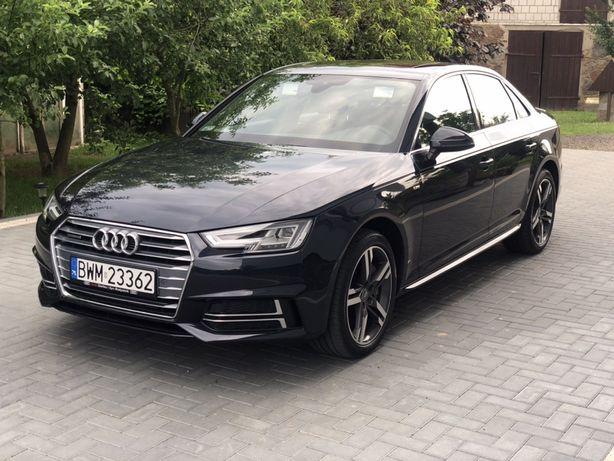 Audi a4 b9 S-line QUATTRO premium plus