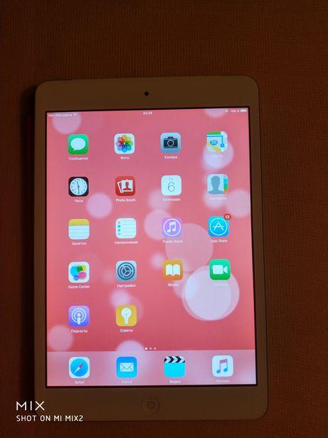 Продам планшет Apple A1455 iPad mini1 4G 64GB (white and silver)