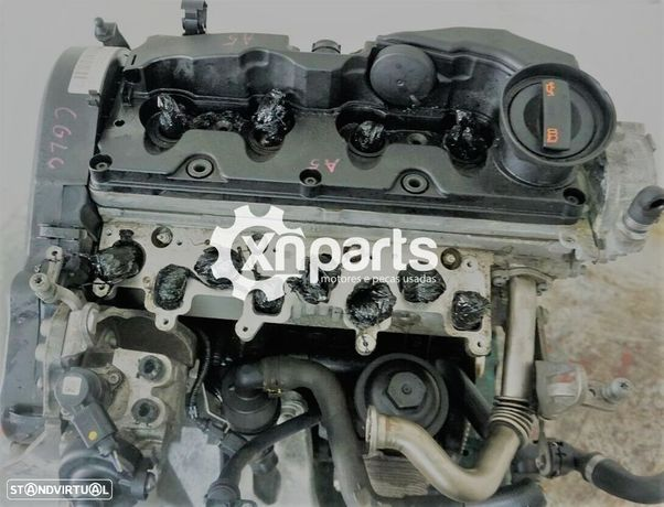 Motor AUDI A4 (8K2, B8) 2.0 TDI   06.08 - 12.15 Usado REF. CGLC