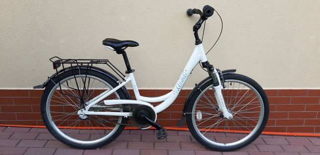 """Rower Dziecięcy Unibike Princess Koła 24"""""""