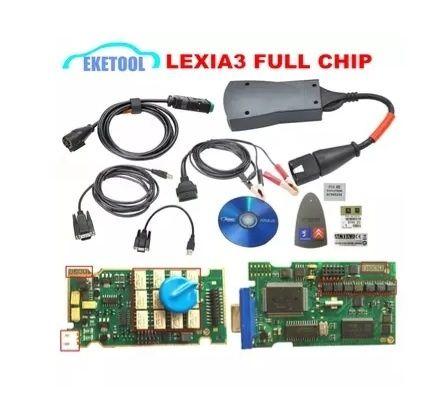 Lexia full chip interfejs diagnostyczny