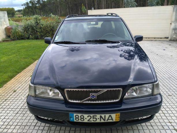 Carrinha Volvo V70 de 1999 a GPL