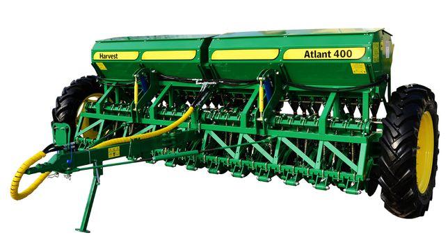 Модернизированная сеялка зерновая ATLANT. Сівалка зернова.