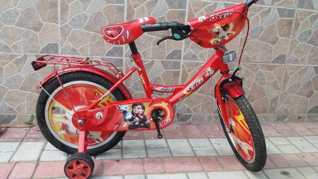 Велосипед ровер 16р.
