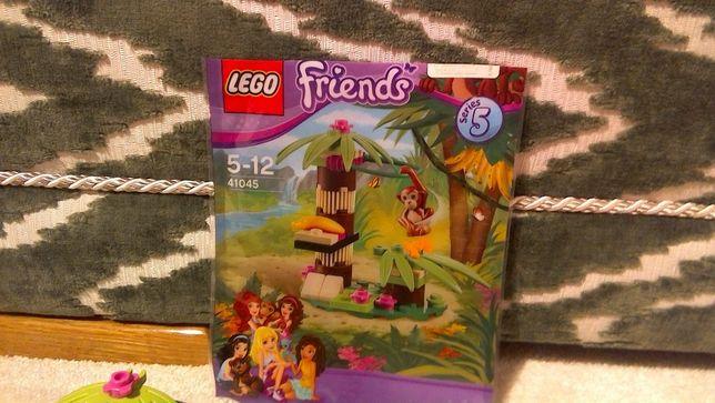 lego friends palma orangutana 41045