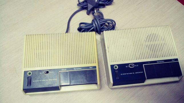 Vintage INTERCOM Connex 2001 LOFT Retro PRL