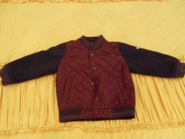 Куртка Детская демисезонная NEXT мальчик 3-4 года
