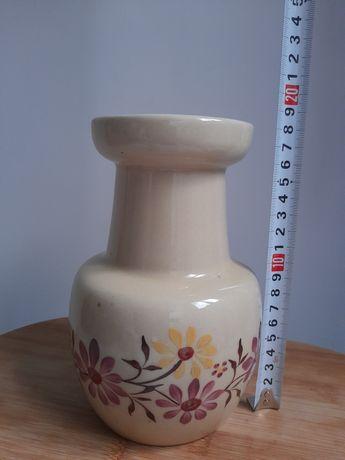 Wazon ręczne malowany Tułowice porcelana