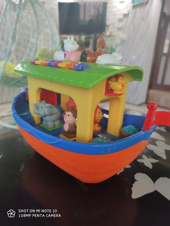 Ковчег Ноя музична іграшка