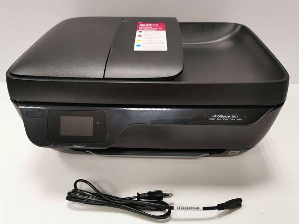 Druka HP OfficeJet 3831 Nowe Tusze