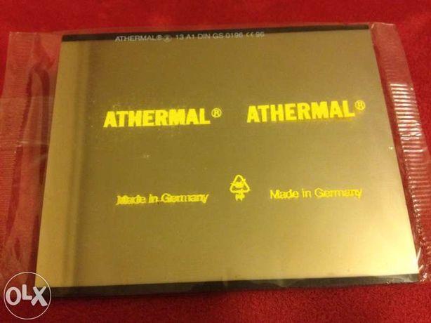 Atermiczne szkło,szkła spawalnicze DIN4-15 SCS, Aulektro , Athermal