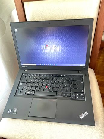 "Lenovo ThinkPad T440 14.1""HD+/i5-4Geracao/8Gb Ram/Ssd 250Gb/4G"