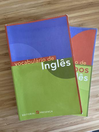 Livros de Inglês   Editorial Presença