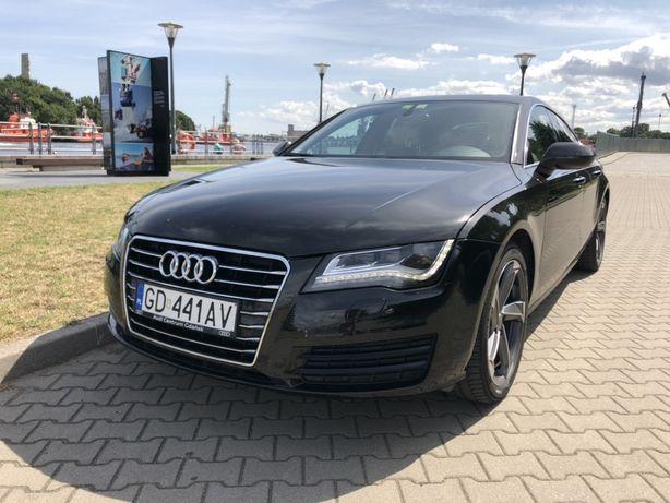 Audi A 7 Qattro 4x4
