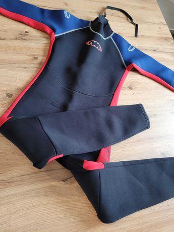 kombinezon do pływania lub nurkowania z szafy Bolka i Lolka