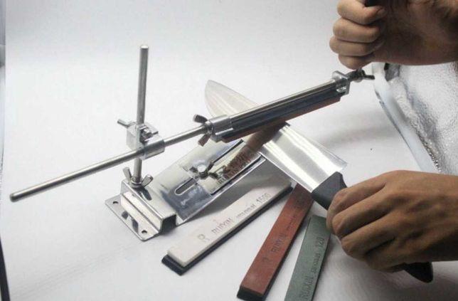 Станок точильный для идеальной заточки ножей ruixin точилка